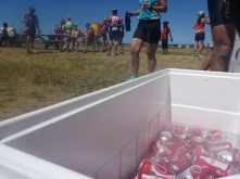 And free Cokes! That perfect late-ride refreshment
