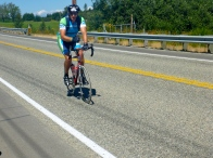 One of the Ride 2 Survive leaders
