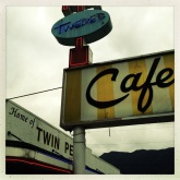 Twede's Cafe, which was the Double R Diner in Twin Peaks