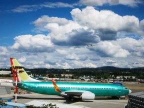 The Renton Municipal Airport.