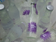 Lavender water, a treat from one of the lavender farms