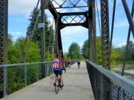 Scenic bridge.